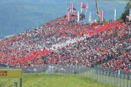Sfeerbeeld 2018 F1 Grote Prijs van Oostenrijk