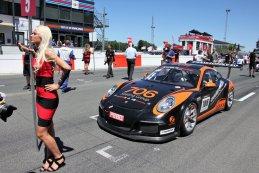 BODA Racing - Porsche 991 GT3 Cup