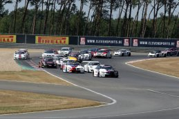 Start 2018 Supercar Challenge Zolder Superprix