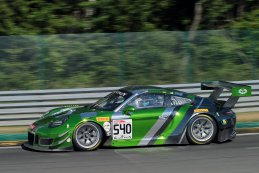 Black Swan Racing - Porsche 911 GT3 R