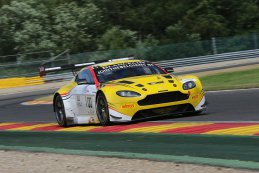 Brussels Racing - Aston Martin Vantage GT3