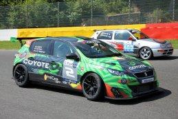 Smits/Dupont - Peugeot 308 Racing Cup