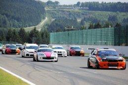 Start 2018 BGDC Spa 200 Race 2