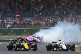 2018 F1 Grote Prijs van Groot-Brittannië