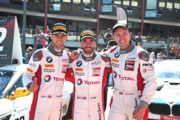 Tom Blomqvist, Philipp Eng & Christian Krognes