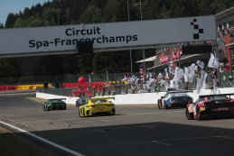 Finish 2018 Total 24 Hours of Spa