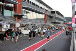 Pitwalk 2018 Total 24 Hours of Spa