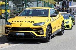 Lamborghini Urus Lead Car