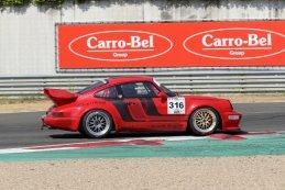 Hijn & Tjarco Gilesen - Porsche RS 3.8