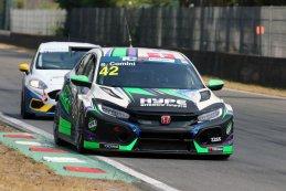 Stefano Comini - Honda Civic TCR
