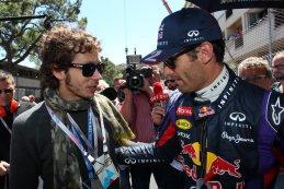 Valentino Rossi - Mark Webber