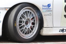 Rokende remmen LM Racing Porsche 996