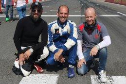 Michaël Roskam, Dave van de Velde en Tom de Mul