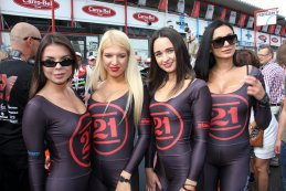 Gridgirls EMG Motorsport