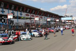 2018 Eleven Sports 24 Hours of Zolder Startopstelling