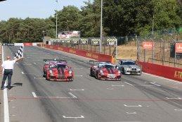 EMG Motorsport, Comparex Racing by EMG Motorsport & VDW Motorsport - Porsche 911, Porsche 991 & BMW Z3