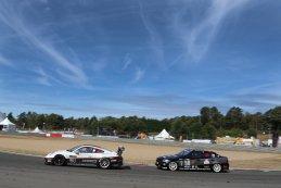 Team Porsche Eindhoven-Maastricht & Convents Racing - Porsche 991 & BMW 325 E90