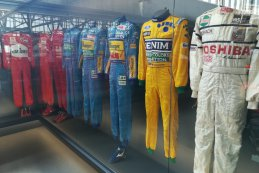 Michael Schumacher Private Collection in Keulen