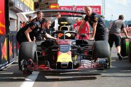 Wagen Max Verstappen - Red Bull