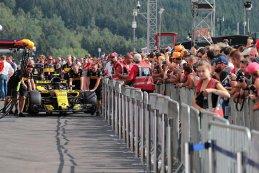 wagen Carlos Sainz Jr. - Renault