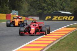 Kimi Räikkönen & Stoffel Vandoorne - Ferrari & McLaren