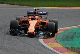 Stoffel Vandoorne - McLaren