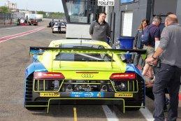 Twin Busch Motorsport - Audi R8 LMS