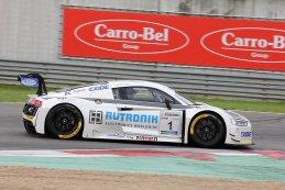HCB-Rutronik Racing - Audi R8 LMS