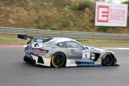 Team équipe Vitesse - Mercedes-AMG GT3