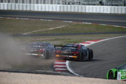 Attempto Racing vs. Belgian Audi Club Team WRT - Audi R8 LMS
