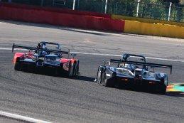 Deldiche Racing - Norma M20 FC vs. Russell Racing - Norma M20 FC