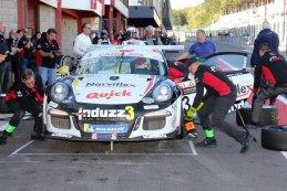 GHK Racing - Porsche 991 GT3 Cup