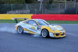 Jos Menten - Porsche 991 GT3 Cup