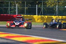 Deldiche Racing - Norma M20 FC vs. Belgium Driver Academy - Wolf GB08