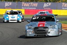GDL Racing - Audi RS3 LMS DSG