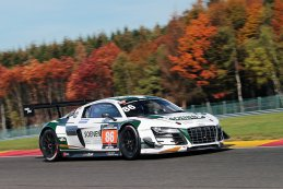 Comtoyou Racing - Audi R8 LMS ultra