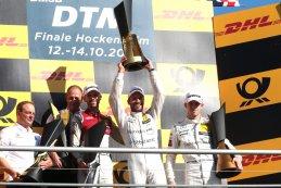 Gary Paffett - Kampioen DTM 2018