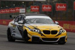 Circuit Zolder, donderdag 19 oktober 2018 – NASCAR/Internationale testdag