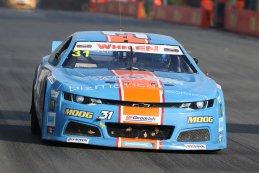 Francesco Parli - Race Art - Blu Mot Chevrolet Camaro