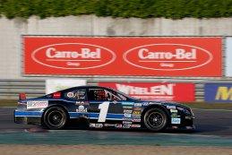 Henry Tuomaala - Alex Caffi Motorsport Chevrolet Camaro