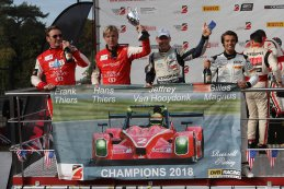 Kampioenen Belcar 2018