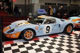 Interclassics Brussels 2018: De tentoongestelde racewagens in beeld gebracht