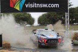 Hayden Paddon - Hyundai i20 Coupé WRC