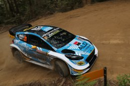 Jourdan Serderis - Ford Fiesta WRC