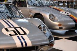 70 jaar Porsche in Autoworld