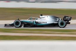 Valtteri Bottas - Mercedes-AMG