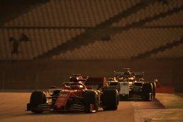 Charles Leclerc - Ferrari vs. Antonio Giovinazzi - Alfa Romeo