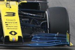 Voorvleugel Flow Viz Daniel Ricciardo - Renault