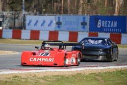 Circuit Zolder, donderdag 21 maart 2019 – Internationale testdag