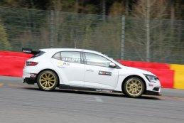 John Filippi - Renault Megane TCR